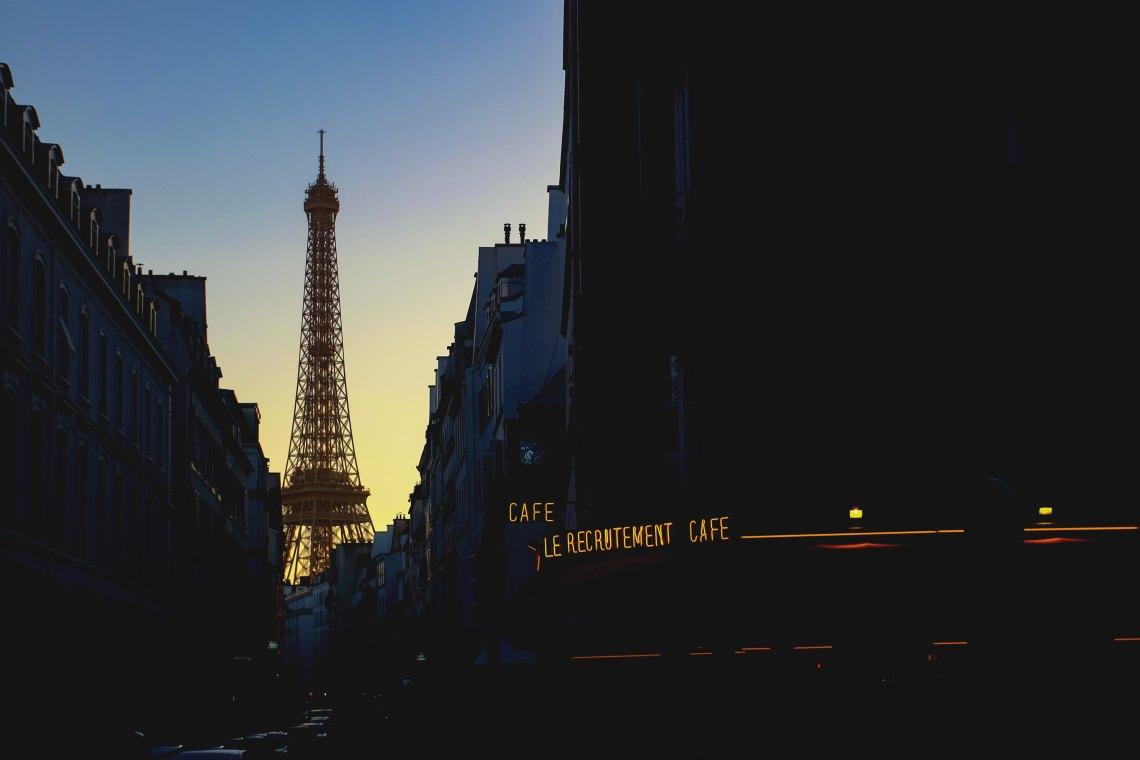 Paris Foodie Guide - The Wandering Duo